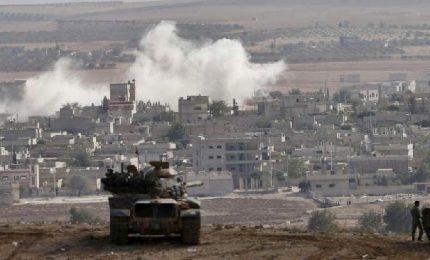 Sospetti raid aerei russi in Siria: 19 morti, 7 bambini. E' scontro tra ribelli