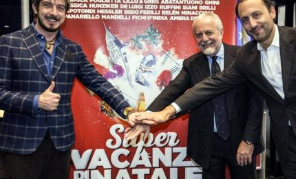 Super Vacanze di Natale, Ruffini celebra 35 anni di cinepanettone