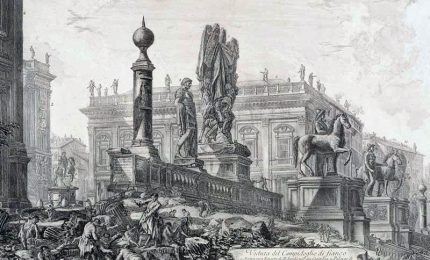 Ai Musei Capitolini la mostra su Winckelmann nella Roma del 1700