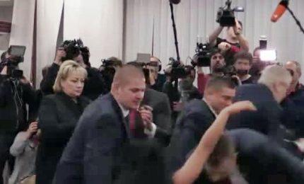 Attivista Femen contro Zeman: sei la puttana di Putin