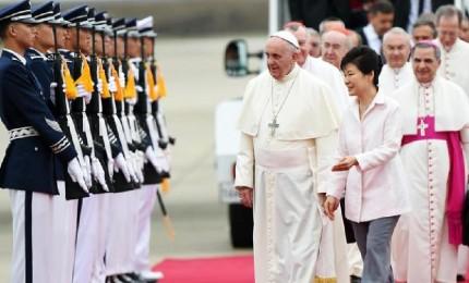 Nordcorea, speranze al Sud per apertura che vada oltre le Olimpiadi. L'auspicio del Papa