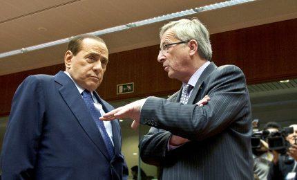 Berlusconi a Bruxelles, molto soddisfatto dal ritorno in Ue