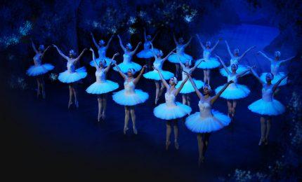 """Danza, al Biondo di Palermo """"Il lago dei cigni"""" col Balletto di S. Pietroburgo"""