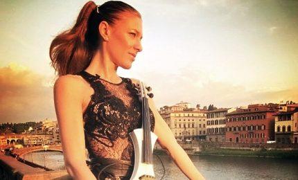 Il violino pop-rock di Elsa Violin