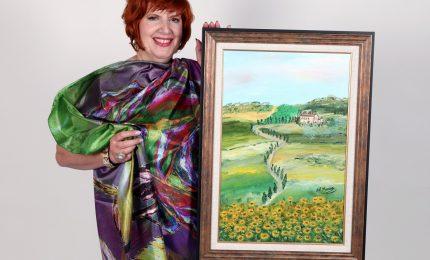 Loredana Messina, espressione di inarrestabile creatività