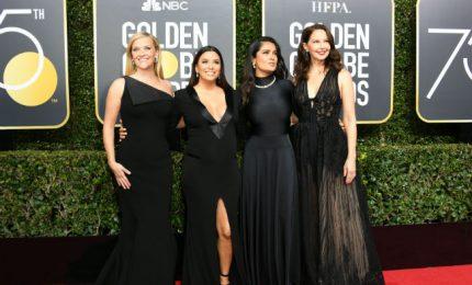 I Golden Globe travolti dal total black contro le molestie sessuali