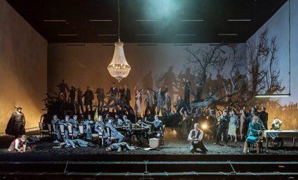 Guillaume Tell a Palermo, trionfa Ferro ma non regia