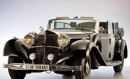 All'asta negli Stati Uniti l'auto di Hitler, una Mercedes del '39