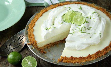 La ricetta americana originale della Key Lime Pie!