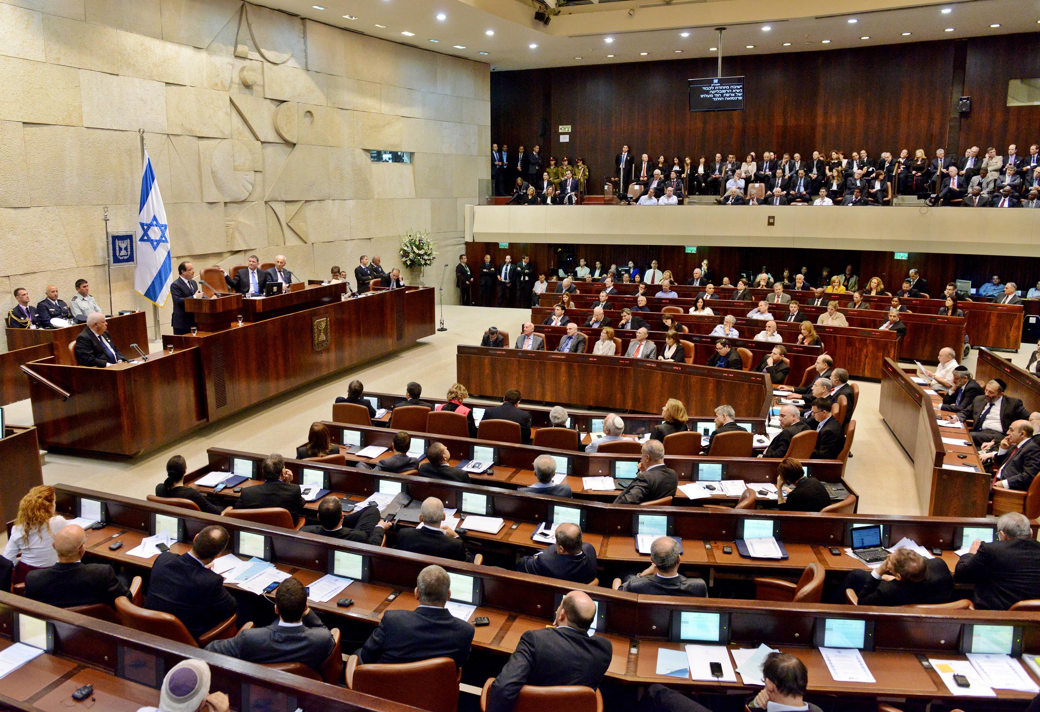 Pence alla Knesset: Usa stanno con Israele, riavrete vostra terra