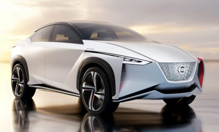 Nissan Brain-to-Vehicle, l'auto impara da chi guida