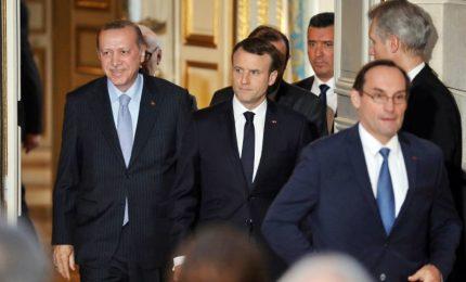 """Erdogan pronto a nuova strategia """"pragmatica"""" con l'Europa"""