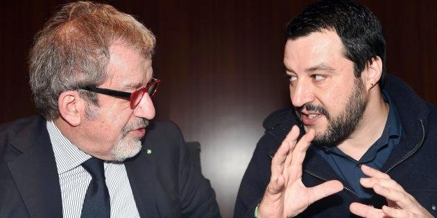 Tensione Fi Lega su candidato Lombardia. Salvini chiude a Maroni