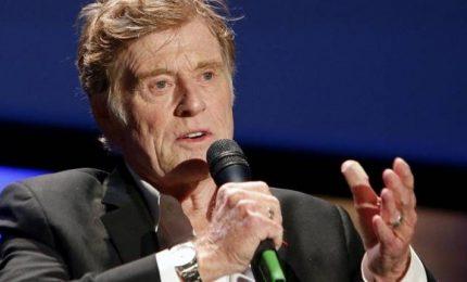 Robert Redford: con #metoo un punto di svolta per le donne