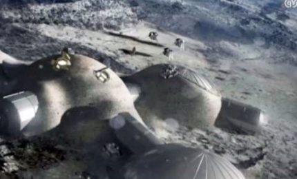 La prima base umana sulla Luna potrebbe essere sottoterra