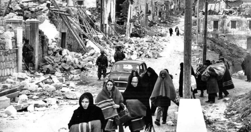Terremoto nel Belice, 50 anni fa il disastroso sisma