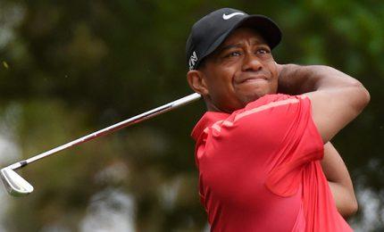 Tiger Woods pronto al rientro, sarà il 25 gennaio a San Diego