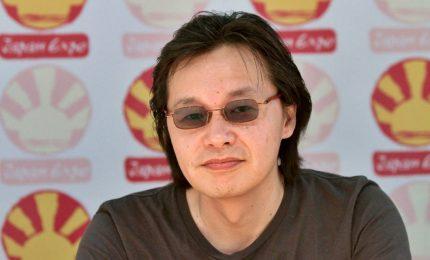 """Il padre di """"Occhi di Gatto"""" Tsukasa Hojo star di Romics 2018"""