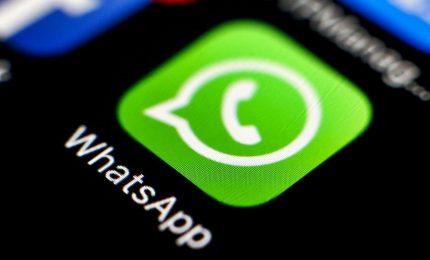WhatsApp, lo stesso numero si potrà usare su 4 dispositivi