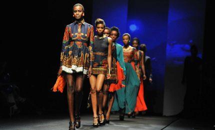 Modelle africane alla conquista delle passerelle internazionali
