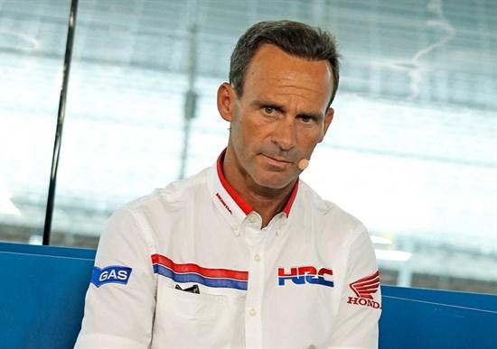 La Honda sceglie Alberto Puig come Team manager