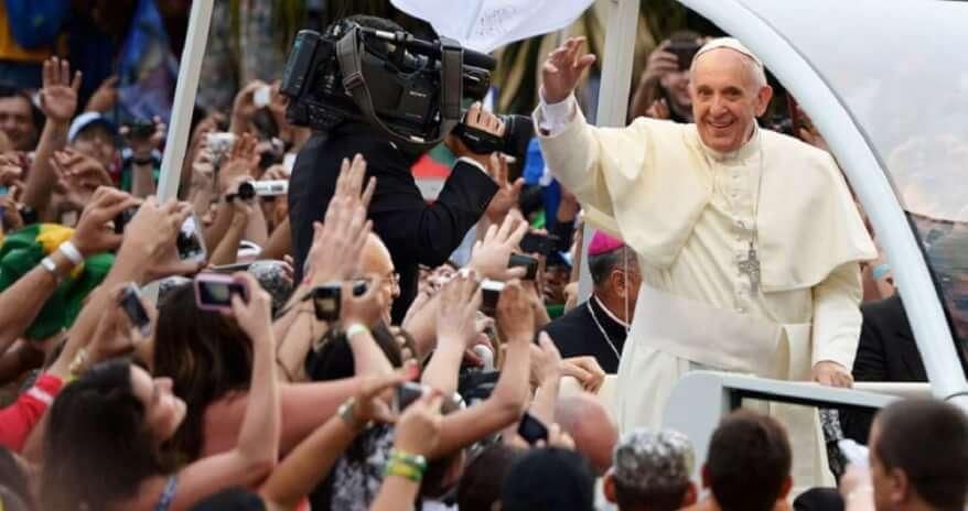 Papa a giovani dell'Amazzonia: non rassegnatevi alla distruzione
