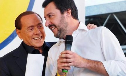 Lunga telefonata Salvini-Berlusconi: a breve nuovo incontro