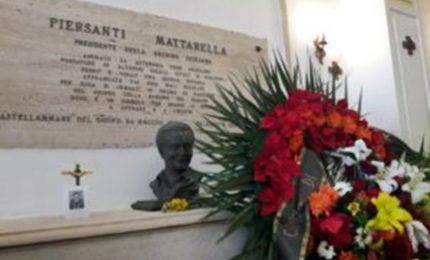 Commemorato a Palermo Piersanti Mattarella, tra i presenti Grasso
