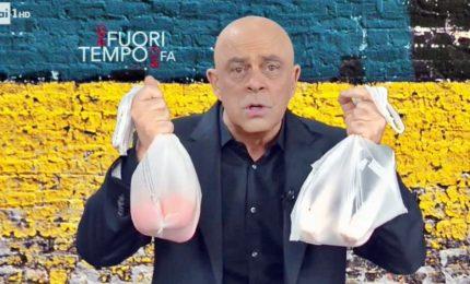 """Maurizio Crozza fa il """"genovese"""" sulla tassa sui sacchetti"""