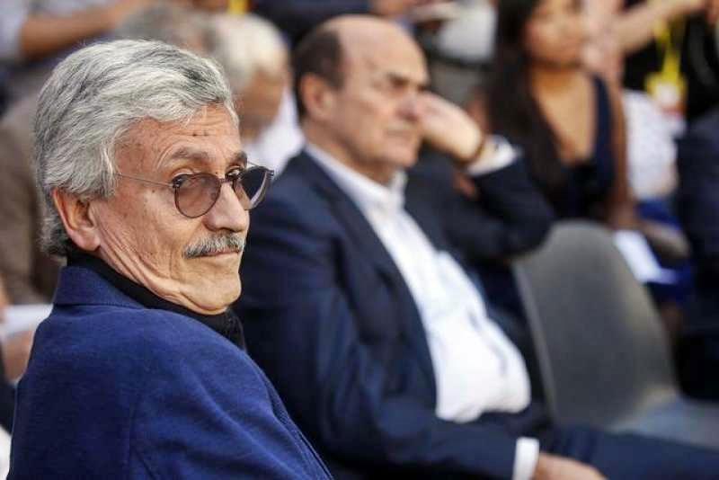 Candidature LeU: Grasso corre a Roma, Bersani in Emilia