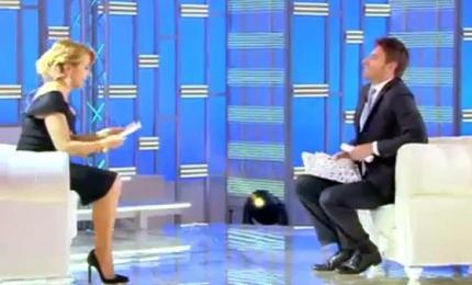 """Caro Alessandro-cara Barbara"", D'Urso-Di Battista-show a Canale5"