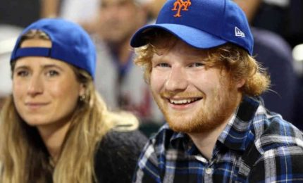 Ed Sheeran sposerà la sua ex compagna di liceo Cherry Seaborn