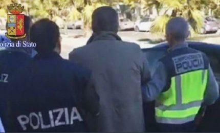 Arrestato latitante in Spagna, simbolo mala romana anni `80