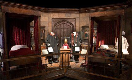 Arriva in Italia, a Milano, la mostra mondiale su Harry Potter