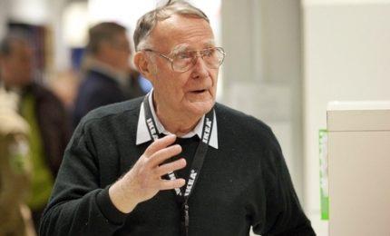 E' morto il fondatore di Ikea, aveva 91 anni