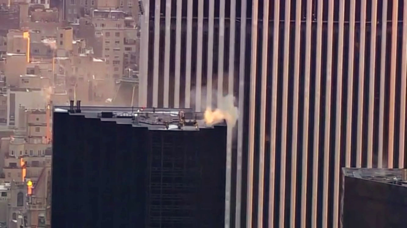 New York, incendio nella Trump Tower, due feriti