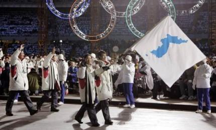 Coree sfileranno insieme all'apertura delle Olimpiadi