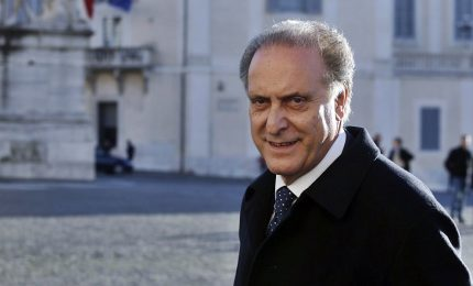 """Cesa scuote Forza Italia: """"Coraggio e unità per vincere"""""""