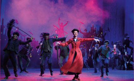 Magia, musica ed emozioni: in arrivo Mary Poppins il musical
