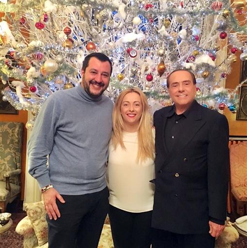 Matteo Salvini, diktat nel vertice ad Arcore: