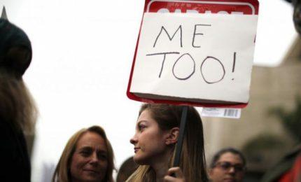 Il movimento femminista #MeToo in piazza a Roma con Asia Argento
