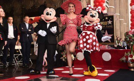 Minnie ha la sua stella sulla Walk of Fame, 40 anni dopo Topolino