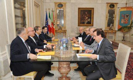Sicilia, governo incontra rettori dell'Isola