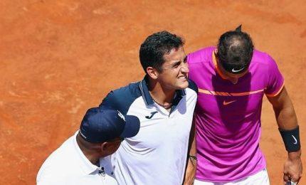Infortunio a un'anca, Nadal si ritira dagli Australia Open