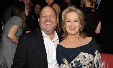 """Molestie sessuali, il Gotha dello star system femminile di Hollywood: """"Tempo scaduto"""""""