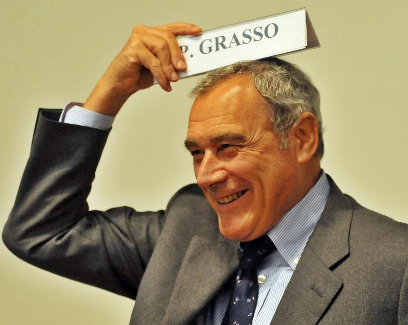 Grasso premier, Conte commissario Ue. E a Salvini non resta che pregare