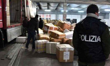 La mafia cinese nel traffico delle merci su strada, 33 arresti