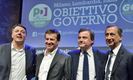 "Renzi ""lancia"" Gori: M5s incompetenti orgogliosi"