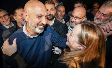 Pirozzi, Gasparri e il bivio del centrodestra per il Lazio