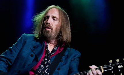 Musica, Tom Petty morì per overdose accidentale di farmaci